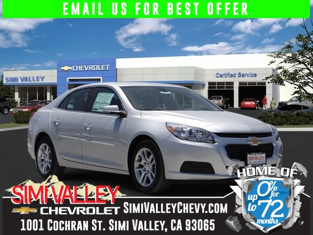 2015 Chevrolet Malibu LT Silver Real Winner Hold on to your seats NEW ARRIVAL  Youll be har
