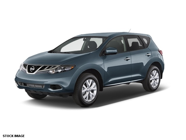 2013 Nissan Murano SV Blue CVT with Xtronic AWD ABS brakes Alloy wheels Auto-dimming Rear-View