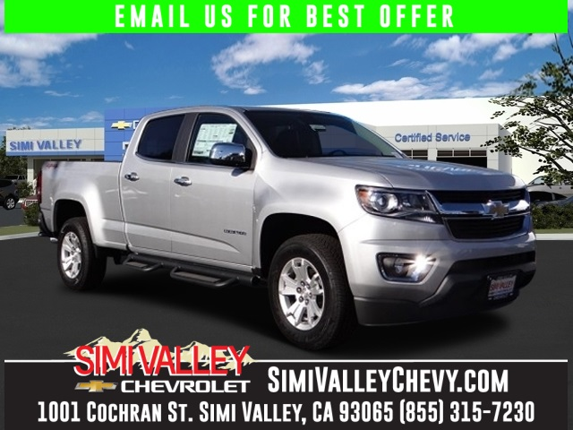 2016 Chevrolet Colorado LT Silver Call ASAP Join us at Simi Valley Chevrolet NEW ARRIVAL  Ch