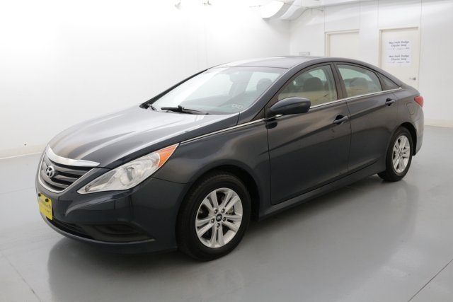 2014 Hyundai Sonata GLS Black CLEAN ONE OWNER CARFAX HISTORY REPORT This outstanding 2014 Hyu