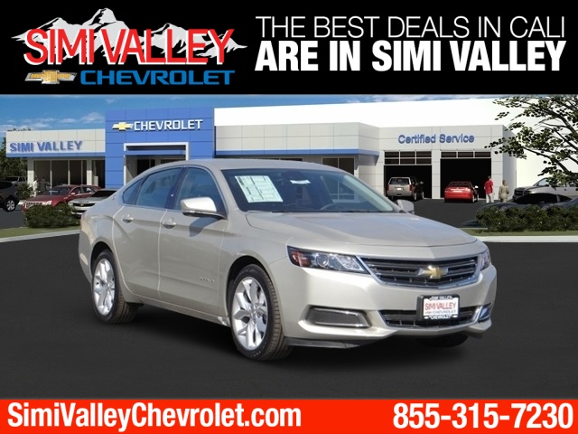 2015 Chevrolet Impala LT Silver You NEED to see this car Chevrolet FEVER NEW ARRIVAL  This g