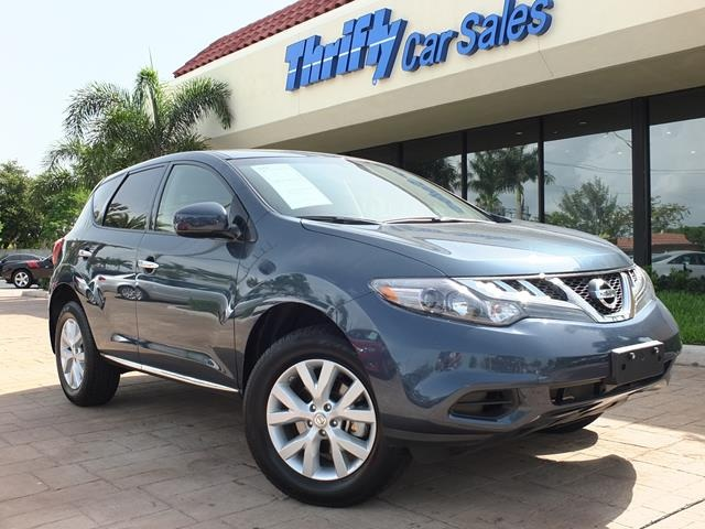 2014 Nissan Murano LE Blue ACCIDENT FREE CARFAX ONE OWNER LEATHER AUTOMATIC