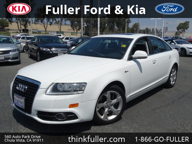 2011 Audi A6 My My My What a deal Wow What a sweetheart In business since 1946 Fuller Motor