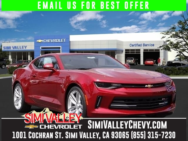 2016 Chevrolet Camaro 2LT Red Youll NEVER pay too much at Simi Valley Chevrolet Real Winner NE