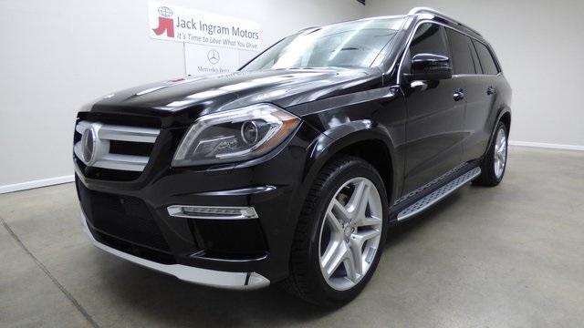 New 2016 Mercedes-Benz GL550, $86995