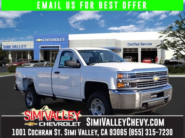 2016 Chevrolet Silverado 2500HD Work Truck White Get ready to ENJOY Are you READY for a Chevrole