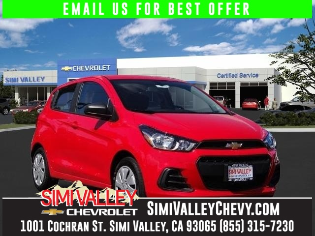 2016 Chevrolet Spark LS Red Stroll on down here Ready to roll NEW ARRIVAL  This attractive 2