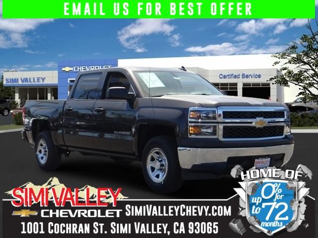 2015 Chevrolet Silverado 1500 LS Gray At Simi Valley Chevrolet YOURE 1 Wow Where do I start
