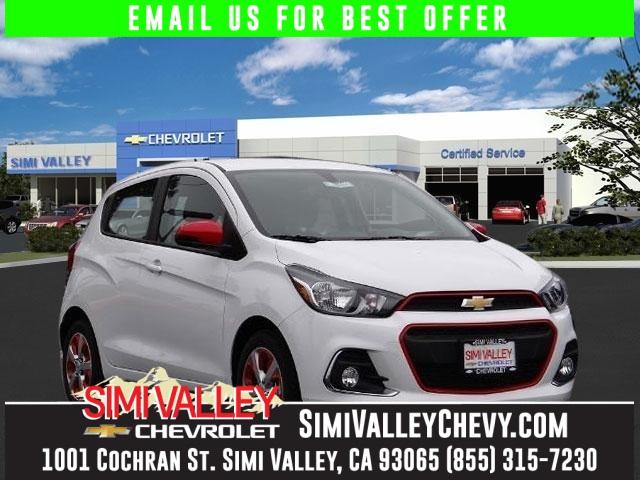 2016 Chevrolet Spark 1LT White The Simi Valley Chevrolet Advantage Real Winner NEW ARRIVAL