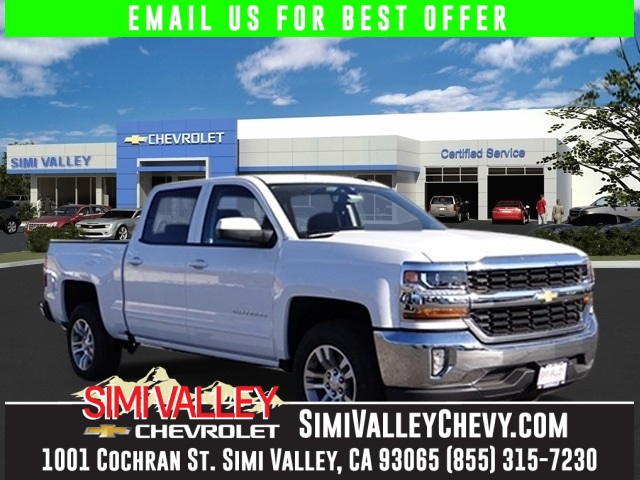 2016 Chevrolet Silverado 1500 LT White Nice truck In a class by itself NEW ARRIVAL  If your