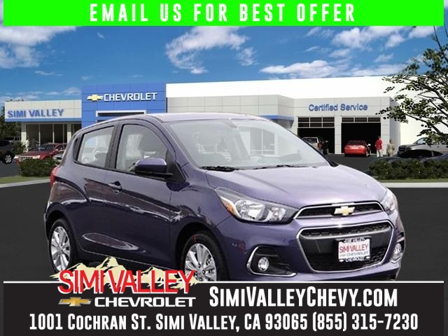 2016 Chevrolet Spark 1LT Welcome to Simi Valley Chevrolet You NEED to see this car NEW ARRIVAL