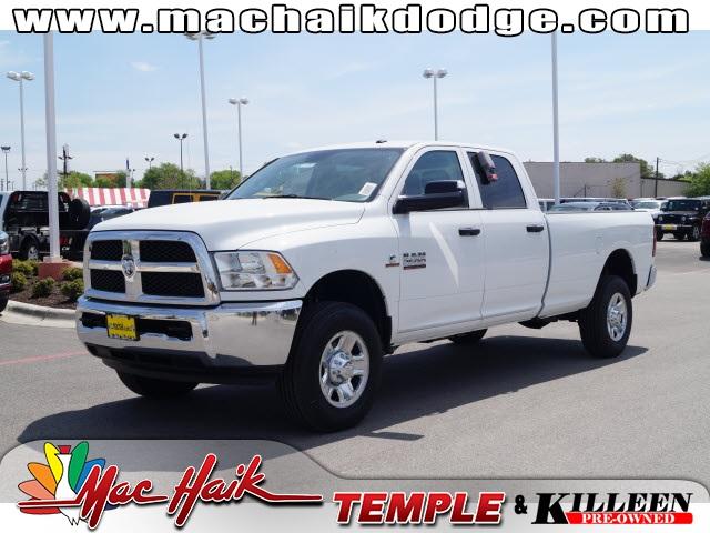 2015 Dodge Ram 2500 Tradesman White Price includes 2500 - SW Retail Consumer Cash  63C1 Exp