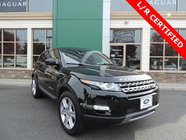 2015 Land Rover Range Rover Evoque Pure Black CLEAN CARFAX NO ACCIDENTS ONE OWNER SERVICE R
