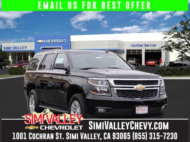 2016 Chevrolet Tahoe LT Black 4-Wheel Antilock Disc Brakes ABS brakes Auto-dimming Rear-View mi