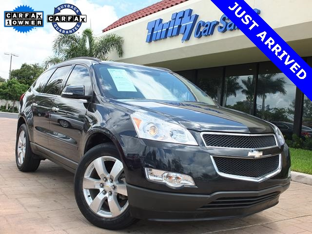 2010 Chevrolet Traverse LT Black Best years still to come Agreeable riding characteristics Ar