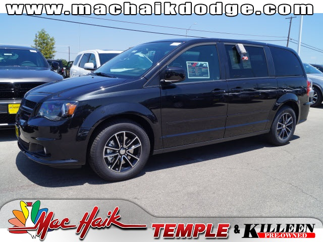 2015 Dodge Grand Caravan RT Black Price includes 500 - Southwest Chrysler Capital 2015 Bonus C