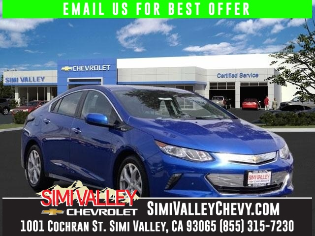 2017 Chevrolet Volt Premier Blue Nice car Get ready to ENJOY NEW ARRIVAL  This terrific 2017