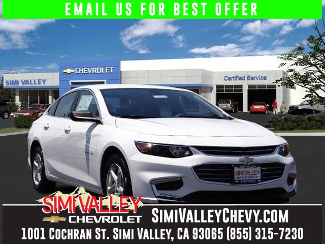 2016 Chevrolet Malibu LS White Turbocharged In a class by itself NEW ARRIVAL  This outstandi