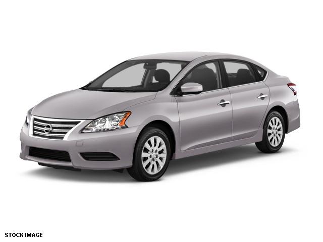2014 Nissan Sentra SV Gray 16 Steel Wheels wFull Wheel CoversPremium Cloth Seat TrimAMFMCD A