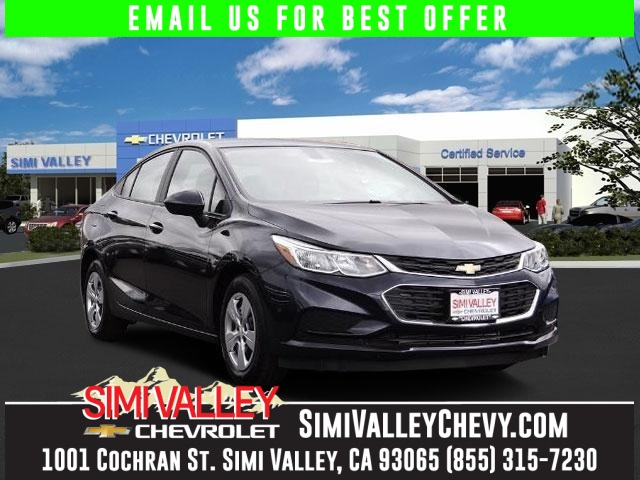 2016 Chevrolet Cruze LS Blue Turbo In a class by itself NEW ARRIVAL  This great 2016 Chevrol