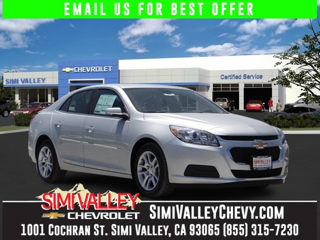 2015 Chevrolet Malibu LT Silver This is an unbelievable deal on a 2015 Silver well equipped Malib