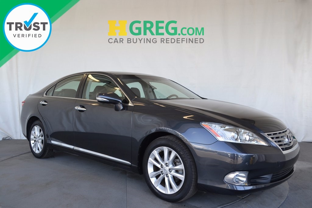 2010 Lexus ES 350 Gray BE AWARE THAT THIS VEHICLE IS PRICED 3797 UNDER Kelley Blue Book Val