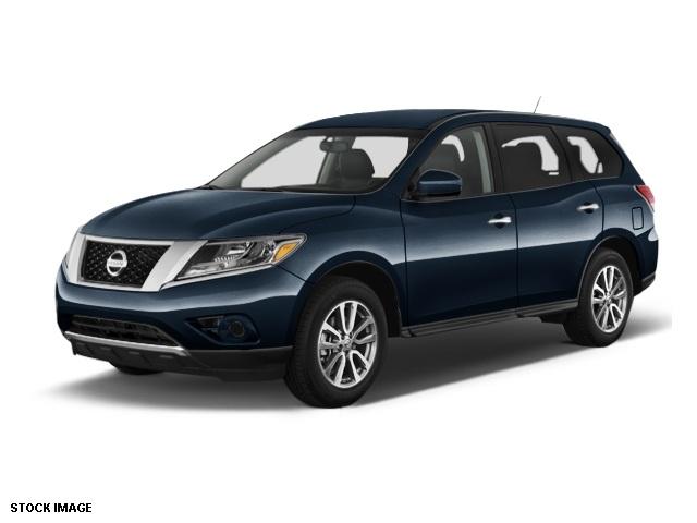 2014 Nissan Pathfinder S Gray 5577 Axle RatioFront Bucket SeatsCloth Seat TrimRadio AMFMMP3