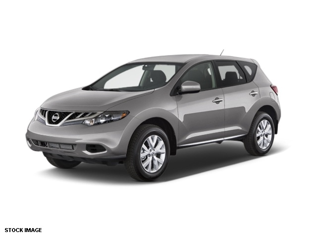 2014 Nissan Murano S 5173 Axle Ratio18 Aluminum Alloy WheelsFront Bucket SeatsCloth Seat Trim