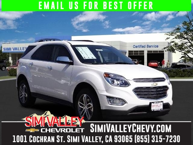 2016 Chevrolet Equinox LTZ Beige Hold on to your seats Wow Where do I start NEW ARRIVAL  I