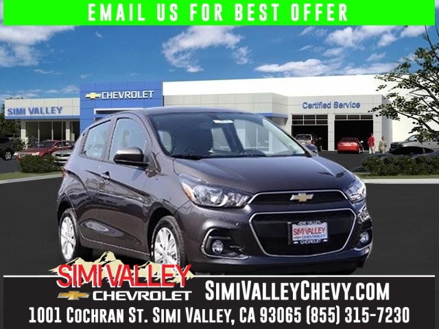 2016 Chevrolet Spark 1LT Silver Drive this home today Why pay more for less NEW ARRIVAL  Im