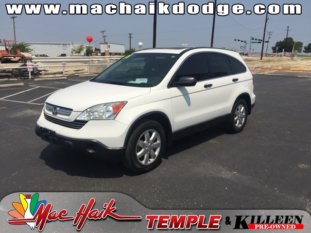 2008 Honda CR-V EX White EX MODEL 27 MPG HIGHWAY How enticing is the outstanding condition