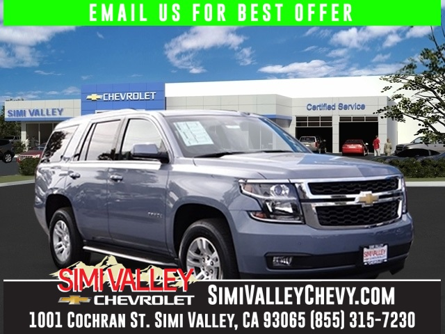2016 Chevrolet Tahoe LT Gray Flex Fuel Wont last long NEW ARRIVAL  Tired of the same tediou