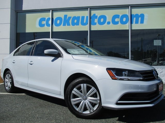 2017 Volkswagen Jetta 14T S All the right ingredients Turbocharged Be the talk of the town wh