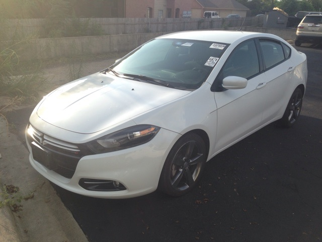 2013 Dodge Dart SXTRallye White CLEAN ONE OWNER CARFAX HISTORY REPORT CERTIFIED WARRANTYC