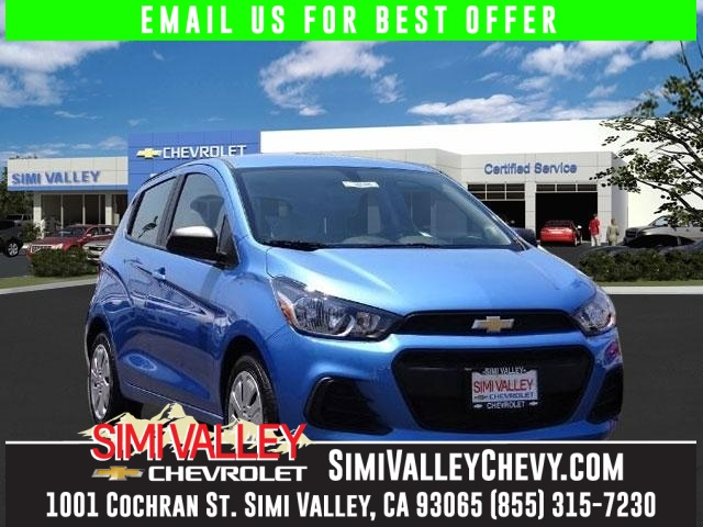 2016 Chevrolet Spark LS Best color The Simi Valley Chevrolet Advantage NEW ARRIVAL  Youll be