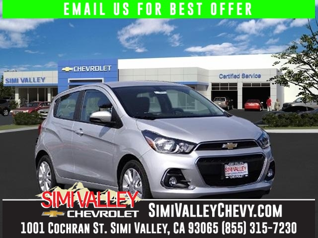 2016 Chevrolet Spark 1LT Silver What a price for a 16 Welcome to Simi Valley Chevrolet NEW ARRI