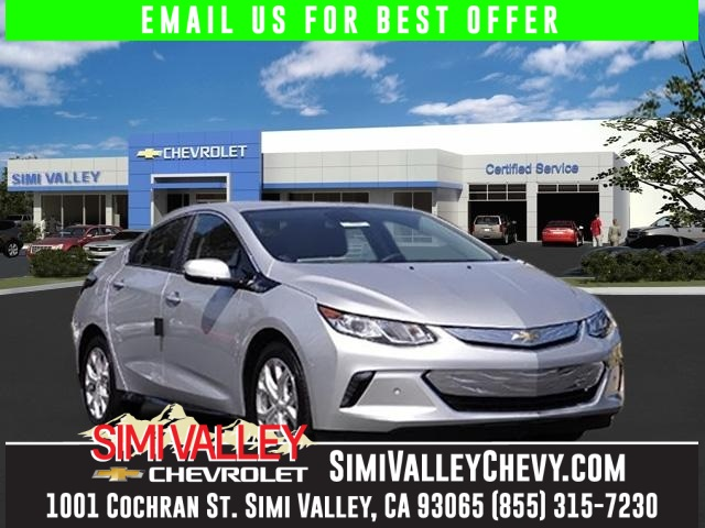 2017 Chevrolet Volt Premier Silver Hybrid Save the Planet Ready to roll NEW ARRIVAL  This c