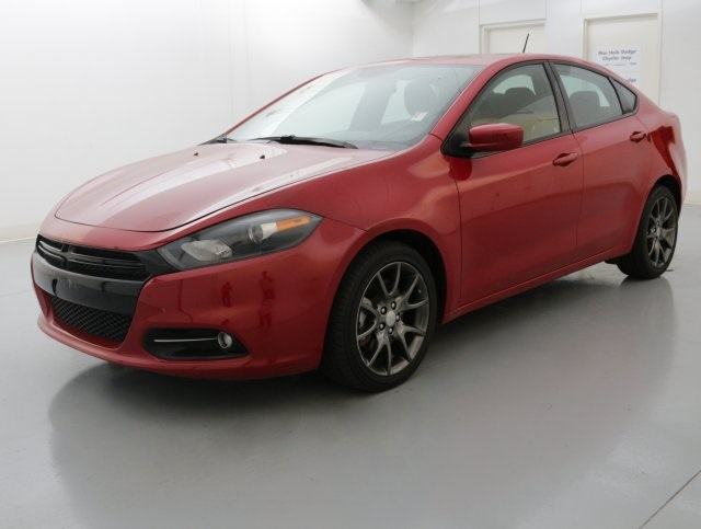 2013 Dodge Dart SXTRallye Red CLEAN ONE OWNER CARFAX HISTORY REPORT CERTIFIED WARRANTY If