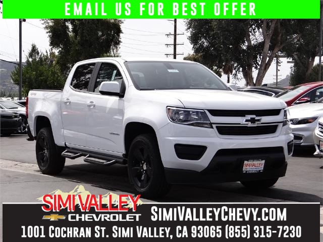 2016 Chevrolet Colorado LT White Get ready to ENJOY Move quickly NEW ARRIVAL  Put down the m