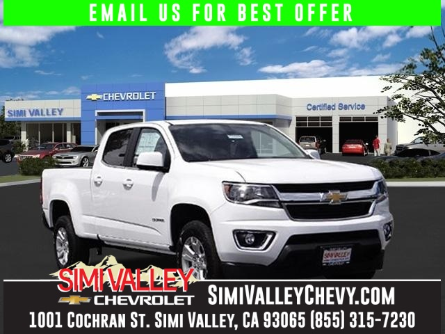 2016 Chevrolet Colorado LT White Best color Theres no substitute for a Chevrolet NEW ARRIVAL