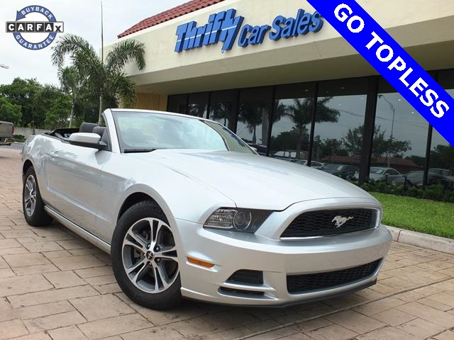 2014 Ford Mustang V6 Silver ONE OWNER LEATHER AUTOMATIC CERTIFIED PRE-OWNED