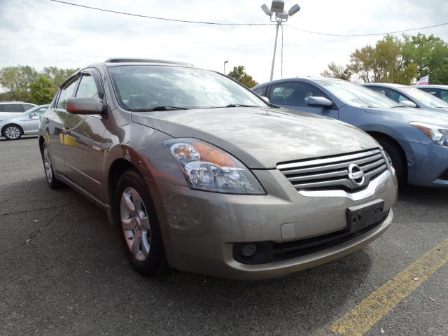 2008 Nissan Altima 25 S Silver Meditation transportation Surround soundlessness If you demand t
