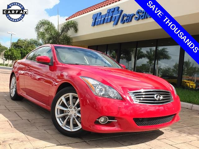 2012 Infiniti G37 Journey Red ONE OWNER LEATHER AUTOMATIC MOONROOFSUNROOF