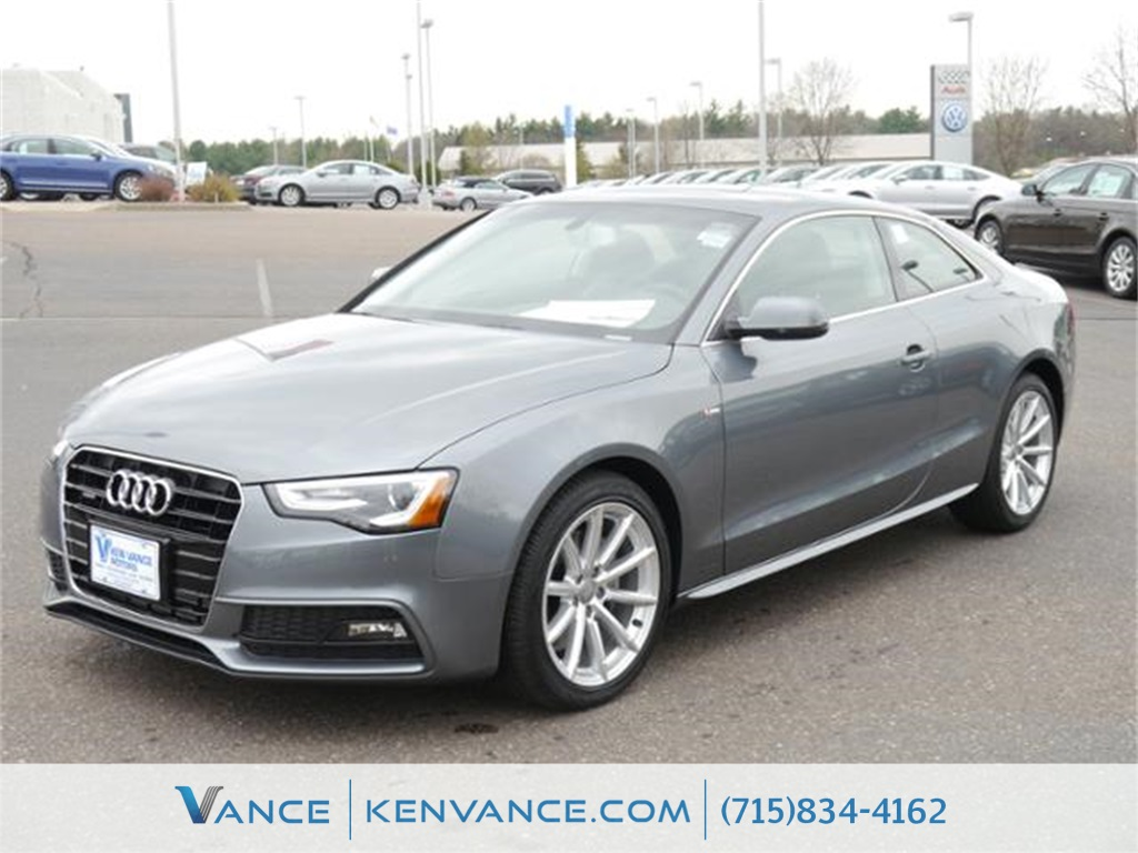 2016 Audi A5 Gray No games just business Call and ask for details Be sure to take advantage