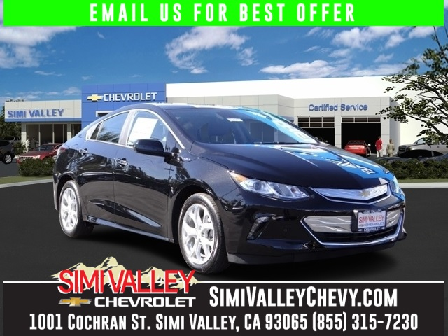 2016 Chevrolet Volt Premier Black You NEED to see this car Real Winner NEW ARRIVAL  If your
