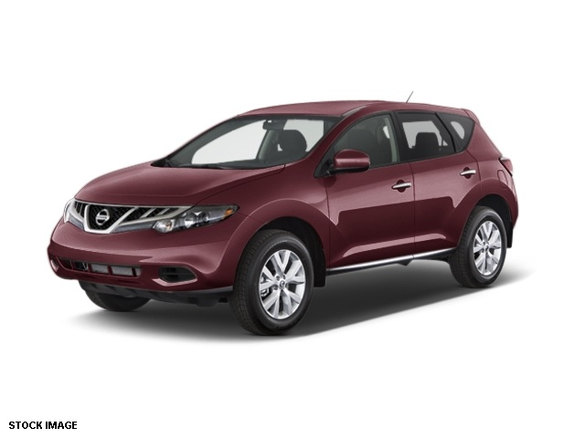 2014 Nissan Murano S Black 5173 Axle Ratio18 Aluminum Alloy WheelsFront Bucket SeatsCloth Sea