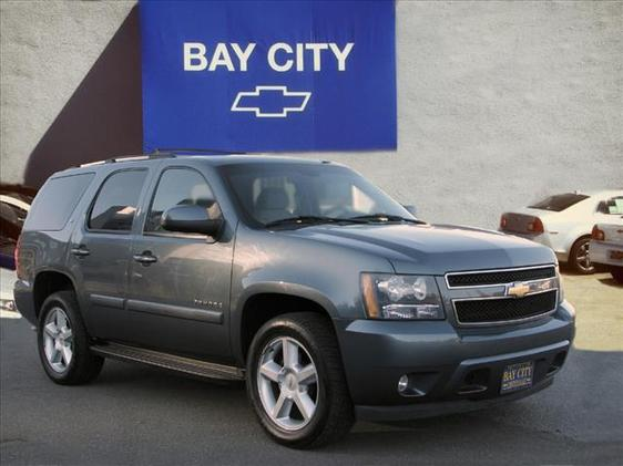 2008 Chevrolet Tahoe Blue 8 SpeakersAMFM radioCD playerMP3 decoderRadio data systemXM Satell