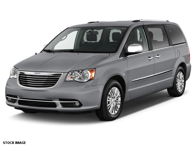 2016 Chrysler Town  Country Limited Gray Price includes 1000 - CADEGLMAMWNESWWE 2016 R