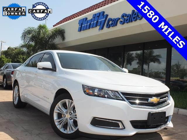 2015 Chevrolet Impala LT White Some things are too good to be true and some actually are one owne