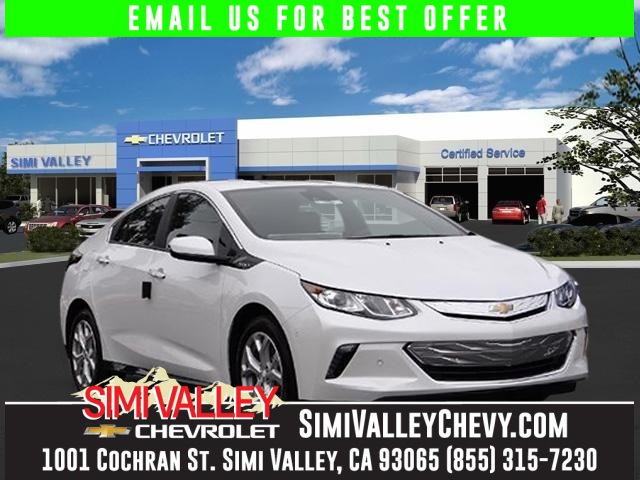2017 Chevrolet Volt Premier Beige Environmentally-Friendly Hybrid Get ready to ENJOY NEW ARRIVA
